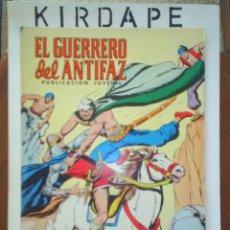 Livros de Banda Desenhada: EL GUERRERO DEL ANTIFAZ Nº 325 CJ1. Lote 46917873