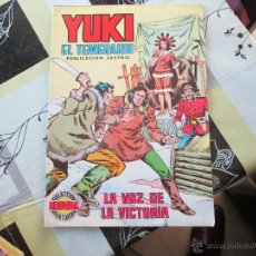 Tebeos: YUKI EL TEMERARIO Nº 22. Lote 46977465