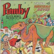 Tebeos: PUMBY Nº 945 EXTRA NAVIDAD Y REYES - 20-12-1975 EDITORIAL VALENCIANA. Lote 47071590