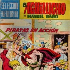 Tebeos: EL AGUILUCHO LOTE DE 25 Nº (VALENCIANA). Lote 47082512