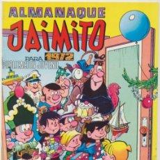 Tebeos: JAIMITO.ALMANAQUE PARA 1972.. Lote 47141662