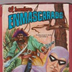 Tebeos: EL CUADRO PELIGROSO-EL HOMBRE ENMASCARADO Nº35-COLOSOS DEL COMIC-Nº227-ED.VALENCIANA,S.A.-1981*. Lote 47200473