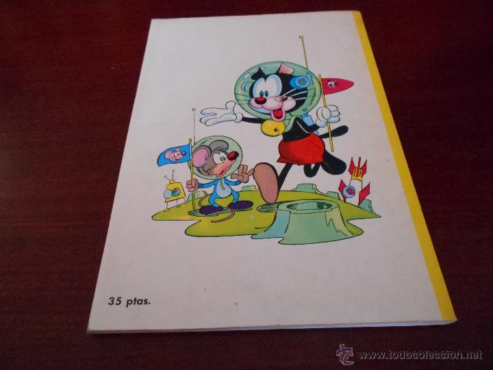 Tebeos: Libros ilustrados PUMBY nº 8 C ¡Cohete a la Luna! CASI PERFECTO - Foto 4 - 47274052
