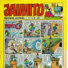 Tebeos: TEBEO JAIMITO Nº 1405 - EDIVAL 1976. Lote 47315251