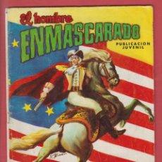 Tebeos: EL HOMBRE ENMASCARADO-COLOSOS DEL COMIC-Nº 225 -EDITORA VALENCIANA,S.A.-1981*. Lote 47336805