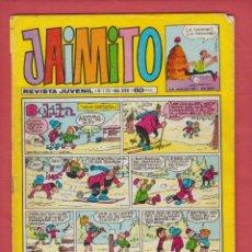 Tebeos: JAIMITO-EDITORA VALENCIANA,S.A.-Nº1592-1982-IMPRESO EN ESPAÑA *. Lote 47340242