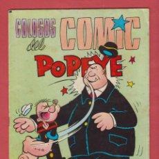 Tebeos: COLOSOS DEL COMIC- POPEYE--Nº 218-EDITORIAL VALENCIANA,S.A.-1981 *. Lote 47399941