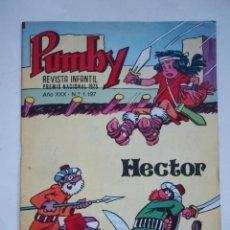 Tebeos: PUMBY Nº 1197 - EDITORIAL VALENCIANA 1984. Lote 47444518