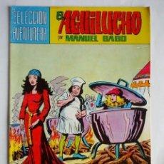 Tebeos: EL AGUILUCHO Nº 26 (SELECCION AVENTURERA) - LOS APUROS DE AGUILUCHO - VALENCIANA . Lote 47450657