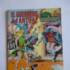 Tebeos: EL GUERRERO DEL ANTIFAZ, EXTRA DE VACACIONES , PUBLICACIÓN JUVENIL, ED VALENCIANA 1978 OFRT. Lote 118611867