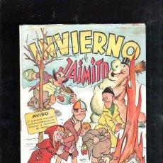 Tebeos: INVIERNO DE JAIMITO. EDITORIAL VALENCIANA. Lote 114257256