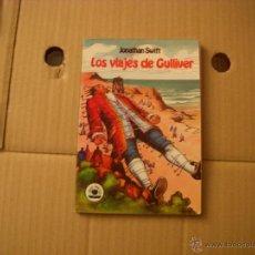 Tebeos: LOS VIAJES DE GULLIVER, LIBROS GRÁFICOS, EDITORIAL VALENCIANA. Lote 47610771