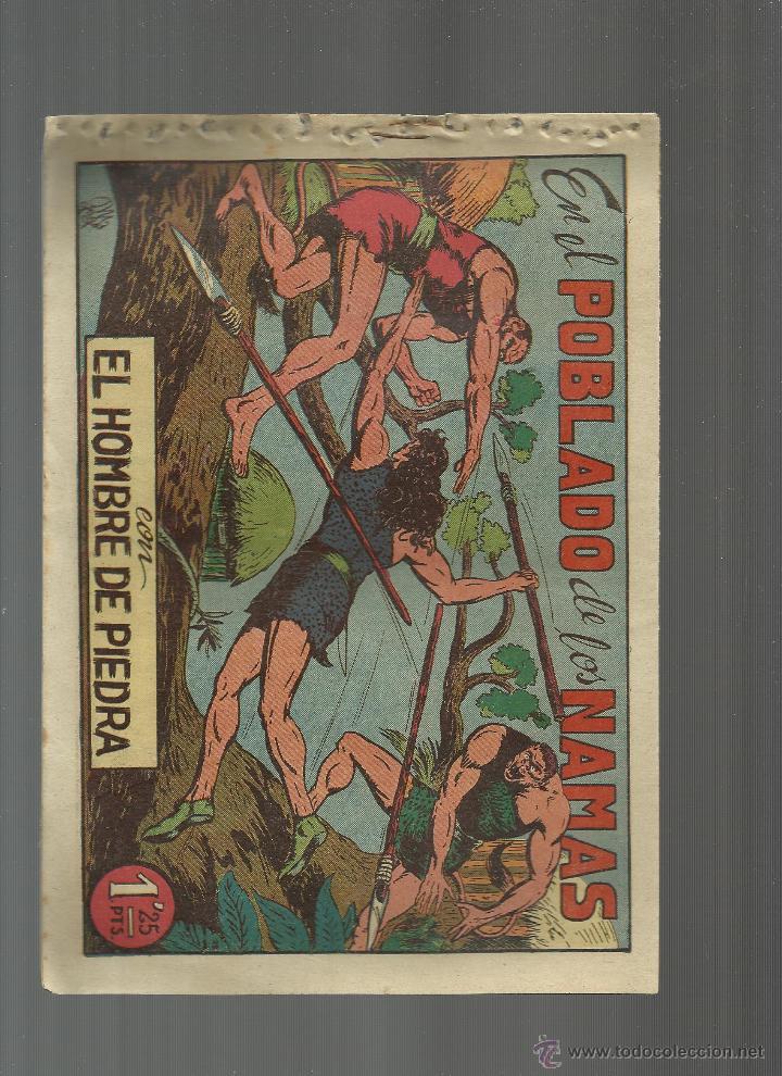 PURK EL HOMBRE DE PIEDRA Nº 16 (Tebeos y Comics - Valenciana - Purk, el Hombre de Piedra)