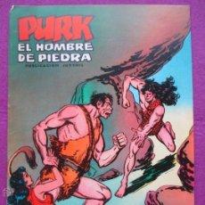 Tebeos: TEBEO, VALENCIANA, PURK EL HOMBRE DE PIEDRA, EL GRAN DAMULA, NUM.10. Lote 47678536