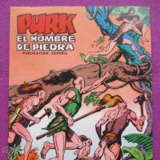 Tebeos: TEBEO, VALENCIANA, PURK EL HOMBRE DE PIEDRA, TODOS CONTRA PURK, NUM.15. Lote 50520285
