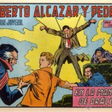 Tebeos: LOTE DE 70 Nº DE ROBERTO ALCAZAR Y PEDRIN ENTRE EL 728 Y EL 1219. Lote 47702700