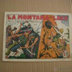 Tebeos: EL GUERRERO DEL ANTIFAZ Nº 123, EDITORIAL VALENCIANA. Lote 47748027
