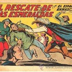 Tebeos: EL ESPADACHIN ENMASCARADO (VALENCIANA) Nº 195. Lote 47813384
