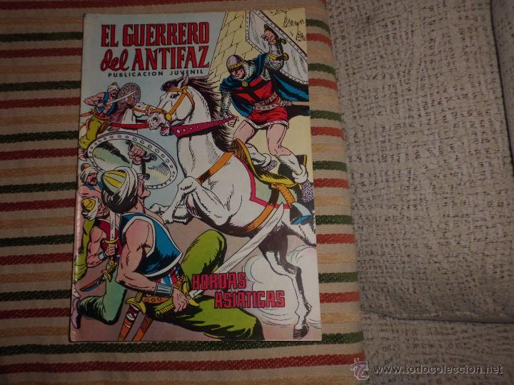 EL GUERRERO DEL ANTIFAZ Nº 329 EDITORIAL VALENCIANA (Tebeos y Comics - Valenciana - Guerrero del Antifaz)