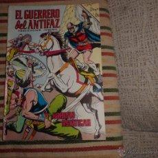 Tebeos: EL GUERRERO DEL ANTIFAZ Nº 329 EDITORIAL VALENCIANA. Lote 47885644