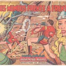 Tebeos: HAZAÑAS DE LA JUVENTUD AUDAZ SAGA AZNAR ORIGINAL Nº 20 EDITORIAL VALENCIANA 1959 MATIAS ALONSO DIBUJ. Lote 47913296