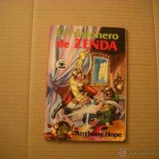 Tebeos: LIBROS GRÁFICOS, EL PRISIONERO DE ZENDA, EDITORIAL VALENCIANA. Lote 48167473
