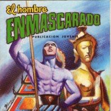 Tebeos: EL HOMBRE ENMASCARADO - SENTENCIA DE CATASTROFE. Lote 48303916