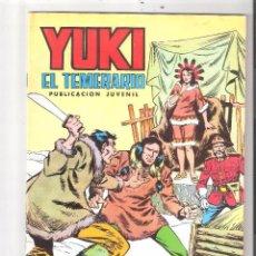 Tebeos: YUKI EL TEMERARIO Nº 22 (ULTIMO). Lote 48480993