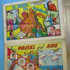 Tebeos: 2 TEBEOS DE ROBERTO ALCAZAR Y PEDRIN, 1981,. Lote 48550186