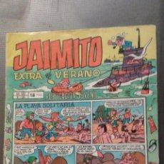Tebeos: JAIMITO 1285. VALENCIANA 1945. EXTRA DE VERANO 1974.. Lote 48749343