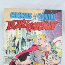 Tebeos: CÓMIC FLASH GORDON - Nº 9. CAMPEÓN DE MONGO - COLOSOS DEL CÓMIC - ED. VALENCIANA, AÑO 1980. Lote 49004457