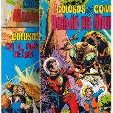 Tebeos: COLOSOS DE COMIC. LA SAGA DE LOS AZNAR. 14 NROS: ¡¡COLECCIÓN COMPLETA!!. VALENCIANA 1980. (C/A26). Lote 49052560