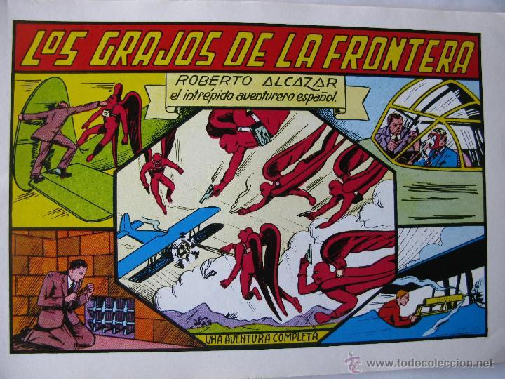 ROBERTO ALCAZAR. LOTE DE 4 (NROS. 9, 16, 26 Y 27). VALENCIANA 1981 - 1982 (Tebeos y Comics - Valenciana - Espadachín Enmascarado)