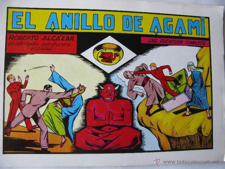 Tebeos: ROBERTO ALCAZAR. LOTE DE 4 (NROS. 9, 16, 26 Y 27). VALENCIANA 1981 - 1982 - Foto 2 - 49129108