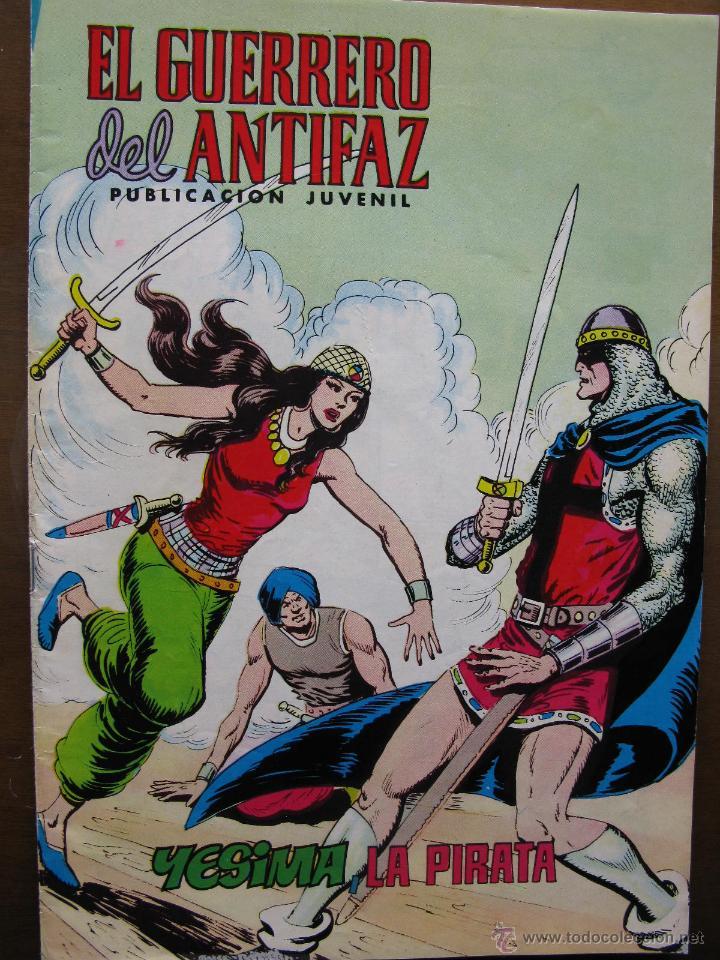 EL GUERRERO DEL ANTIFAZ. Nº 302. EDIVAL S.A. 18 MARZO 1978. (Tebeos y Comics - Valenciana - Guerrero del Antifaz)