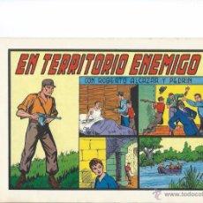 Tebeos: ROBERTO ALCAZAR Y PEDRIN Nª 152 EN TERRITORIO ENEMIGO. Lote 49290689