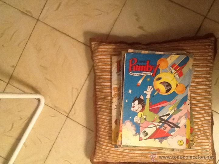 LOTE DE 23 COMICS PUMBY + 2 SUPER PUMBY (Tebeos y Comics - Valenciana - Pumby)