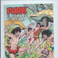 Tebeos: PURK EL HOMBRE DE PIEDRA Nº 53 EDIVAL / VALENCIANA. Lote 49586445