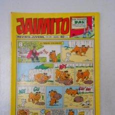 Tebeos: JAIMITO. REVISTA JUVENIL Nº 1549. EDITORIAL VALENCIANA. TDKC6. Lote 49587322
