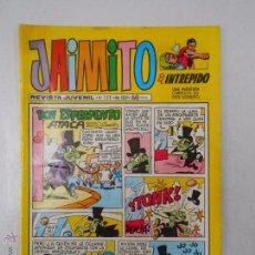 Tebeos: JAIMITO. REVISTA JUVENIL Nº 1578. EDITORIAL VALENCIANA. TDKC6. Lote 49587335