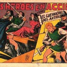 Tebeos: EL GUERRERO DEL ANTIFAZ (VALENCIANA) Nº 78. Lote 49606596