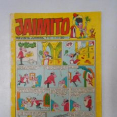 Tebeos: JAIMITO. REVISTA JUVENIL Nº 1483. AÑO XXXIII EDITORIAL VALENCIANA. TDKC8. Lote 49691583