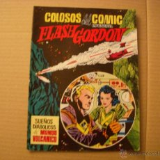 Tebeos: COLOSOS DEL COMIC PRESENTA A FLASH GORDON Nº 10, EDITORIAL VALENCIANA. Lote 49711032
