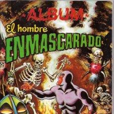 Tebeos: ALBUM, EL HOMBRE ENMASCARADO. TOMO 5. EDITORA VALENCIANA, S.A.. Lote 49728789