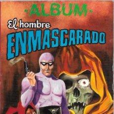 Tebeos: ALBÚM. EL HOMBRE ENMASCARADO. TOMO 6. EDITORA VALENCIANA, S.A.. Lote 49728969