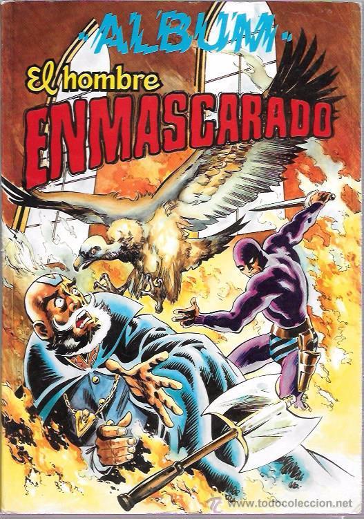 ALBÚM. EL HOMBRE ENMASCARADO. TOMO 3. EDITORA VALENCIANA, S.A. (Tebeos y Comics - Valenciana - Otros)