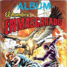 Tebeos: ALBÚM. EL HOMBRE ENMASCARADO. TOMO 3. EDITORA VALENCIANA, S.A.. Lote 49729000
