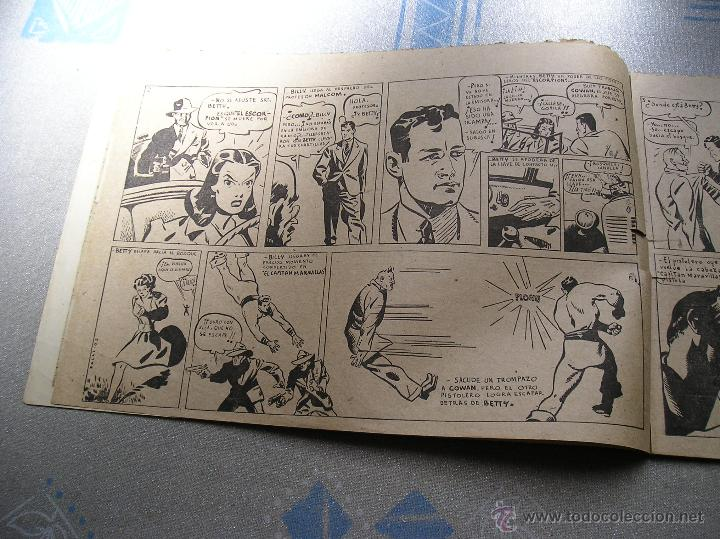 Tebeos: EL CAPITAN MARAVILLAS ¡¡ ORIGINAL !!. 2ª JORNADA. LAS LENTES DE LA MUERTE. FOTOS TODAS PAGINAS - Foto 9 - 49768085