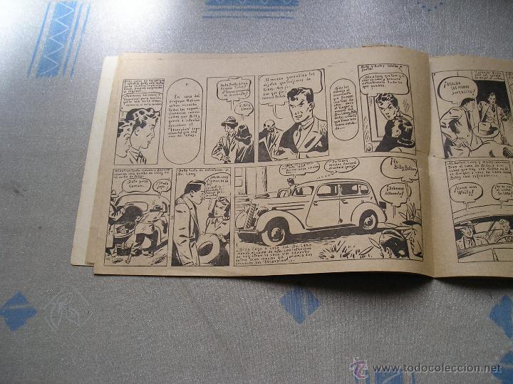 Tebeos: EL CAPITAN MARAVILLAS ¡¡ ORIGINAL !!. 2ª JORNADA. LAS LENTES DE LA MUERTE. FOTOS TODAS PAGINAS - Foto 15 - 49768085