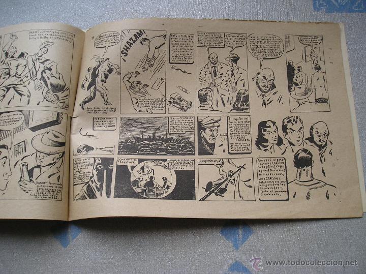 Tebeos: EL CAPITAN MARAVILLAS ¡¡ ORIGINAL !!. 2ª JORNADA. LAS LENTES DE LA MUERTE. FOTOS TODAS PAGINAS - Foto 25 - 49768085